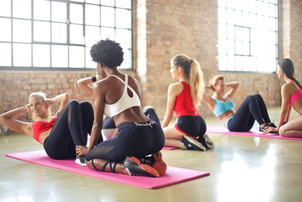 Exercise Class Lose 15 Pounds