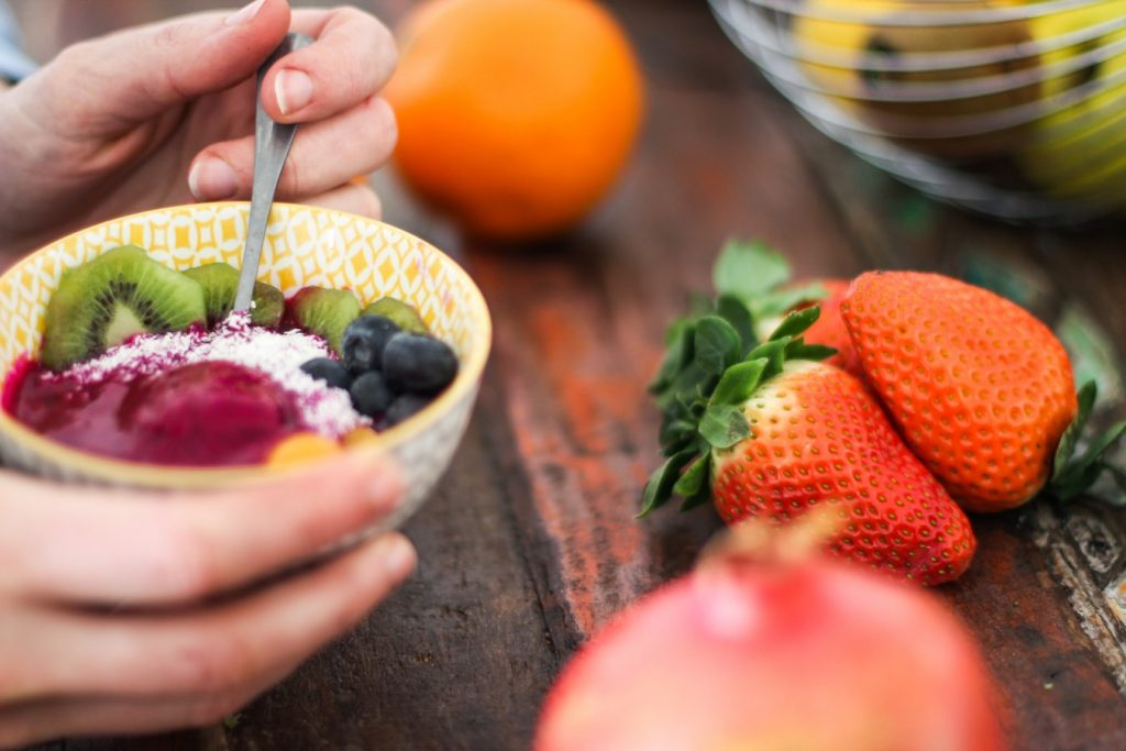 acai bowl brazilian diet