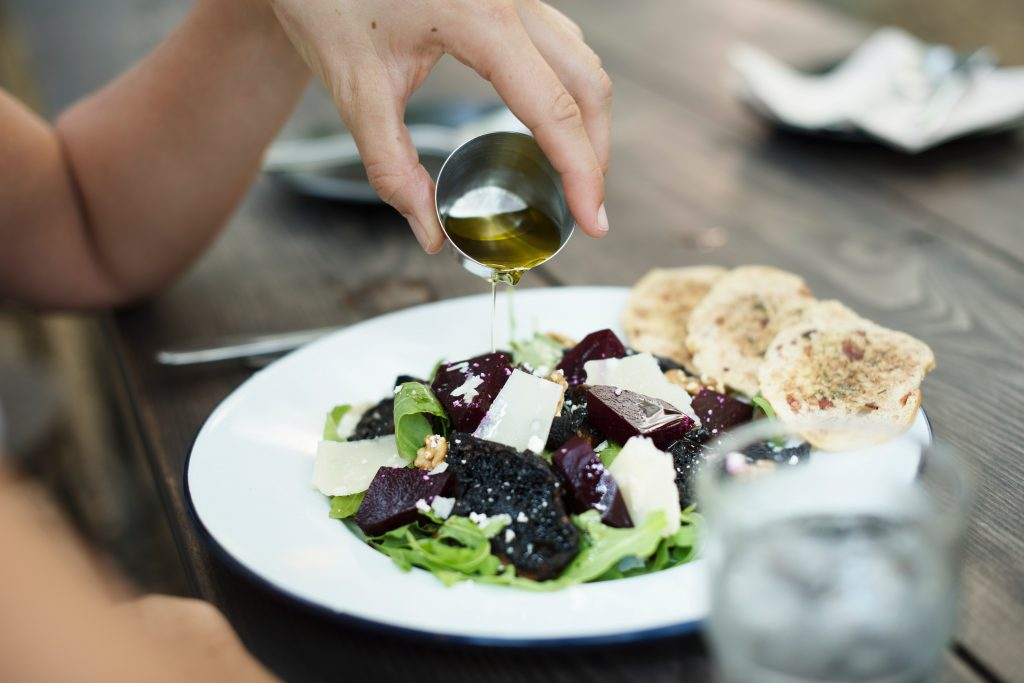 Spanish Ketogenic Mediterranean Diet - Olive Oil
