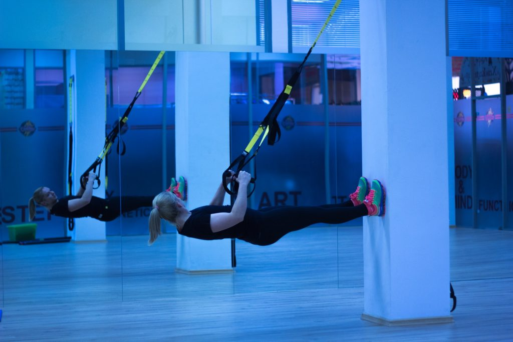 Ultimate Guide To TRX Core Exercises, training for flexibility, total body workout