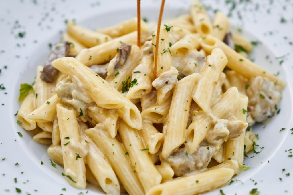 chicken alfredo pasta, how to lose 5 pounds in 2 weeks diet plan