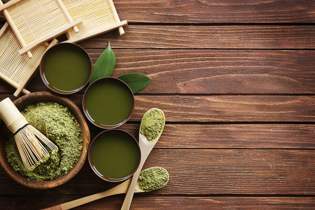 matcha good for weight loss exercise
